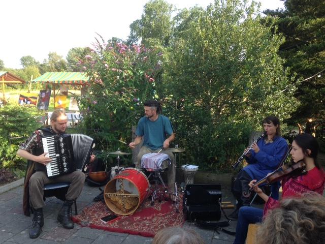 Balkanband Houzo